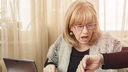 How long do the symptoms of menopause last?