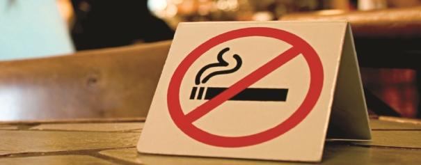 Don't become an ex-smoker - become a non-smoker!